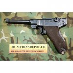 CH-Ord. Pistole Parabellum 06/29 7.65 Para