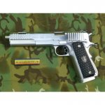 Doppel-Pistole Arsenal AF2011-Prismatic / stainless .45 ACP