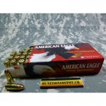 *AKTION* Federal American Eagle 9mm Para 124grs; 50 Stk