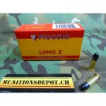Fiocchi .22lr Long Z Subsonic; 50 Stk