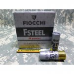 Fiocchi FSTEEL  Steel Shot 28  2.4mm  28g; 25 Stk