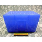 Patronenbox Frankford Arsenal Flip-Top Ammo Box #503 38 Special, 38 Super, 357 Magnum 50-Round blue