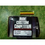 Geschosse Nosler Custom Competition .308/7,62 mm 168...