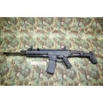 Halbautomat Bushmaster ACR Enhanced .223 rem black...