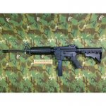 Halbautomat Colt Defense AR-15 Carbine 9mm Para