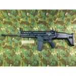 Halbautomat FN USA SCAR L 5.56x45mm Black