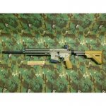 "Halbautomat H&K MR223 A3 .223 Rem 16.5"" tan"