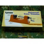 Hülsentrimmer Lyman Case Trimmer 9-Pilot Multi-Pack