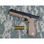 Pistole Arsenal Strike One Standard 9mm Para; desert tan