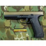 Pistole Arsenal Strike One Speed 9mm Para; bronze