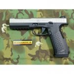 Pistole Arsenal Strike One Speed 9mm Para; titanium