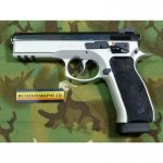 Pistole CZ75 SP-01 Shadow 9mm Para Duo-Tone