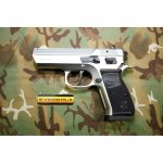 Pistole Canik Shark C Chrome 9mm Para
