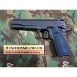 Pistole Colt 1911 Competition .45 ACP Blue