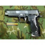 Pistole SIG-SAUER P226 X-FIVE BLACK&WHITE 9mm Para