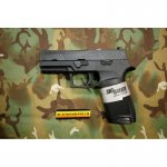 Pistole SIG-SAUER P320 CARRY NITRON 9mm Para