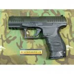 Pistole Walther PPQ M2B 9mm Para 4""