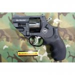 Revolver Korth Sky Marshall 9mm Para 2