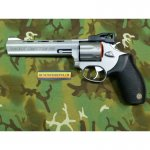 Revolver Taurus 627 Tracker National Match .357 Mag 6