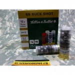 Sellier & Bellot 12/70 8,4mm 00 Buck Shot; 25 Stk