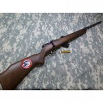 "Repetierer Savage MarkII GNS 21"" .22LR"