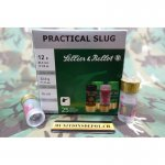 Sellier & Bellot Practical Slug 12/63.5 32g; 25 Stk