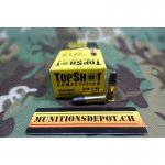 TopShot .22lr Competition 40grs Standard Velocity RNL; 50...