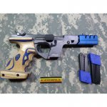 Pistole WALTHER GSP Cal. 32 S&W long WC 1360g M
