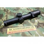 Zielfernrohr Trijicon AccuPower 1-4x24 MOA Crosshair Red...