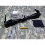 Zielfernrohr UTG AccuShot 4-16X44 30mm IE Scope with SWAT...