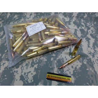 PRVI Partizan 8x57 IS 198grs FMJ BT Bulk Pack; 100 Stk