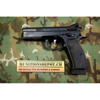 Pistole CZ 75 SP-01 Shadow 9mm Para