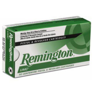 Remington/UMC .38 Special 130grs; 50 Stk