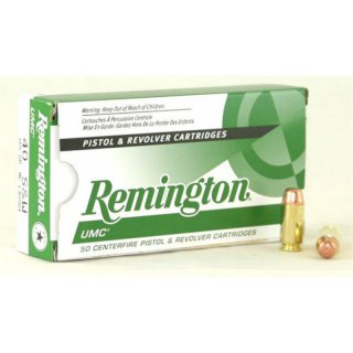 Remington/UMC .25 ACP (6.35mm) 50grs MC; 50 Stk