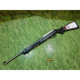 Halbautomat Ruger K10/22 Takedown .22lr stainless