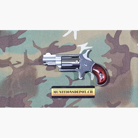 Revolver NAA North American Arms Mini .22lr 1.125 stainless