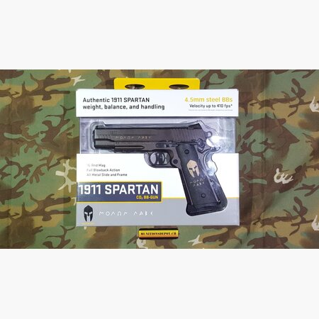 CO2 Pistole SIG-SAUER 1911 SPARTAN 4.5mm BB