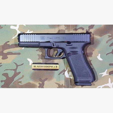 Pistole Glock 17 Gen5 MOS FS 9mm Para