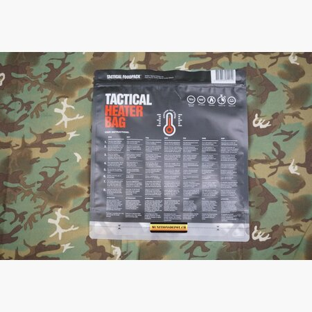 Survival Meal TACTICAL FoodPack - Heater Bag