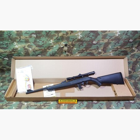 Repetierer Mossberg Patriot Rimfire Combo Compact .22lr 18 inkl. ZF