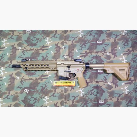 Halbautomat H&K MR223 A3 .223 Rem 11; tan