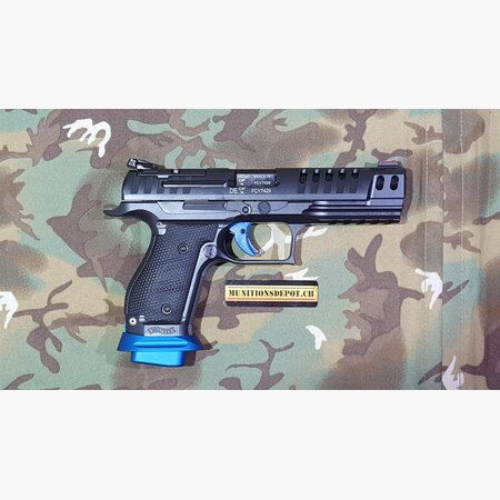 Pistole Walther PPQ Q5 Champion 9mm Para