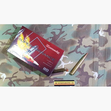 Hornady .375 H&H Superformance 250grs GMX; 20 Stk