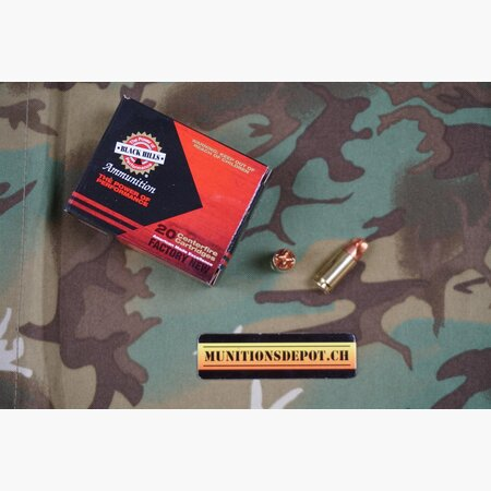 Black Hills 9mm Para+P Honey Badger 100grs; 20 Stk