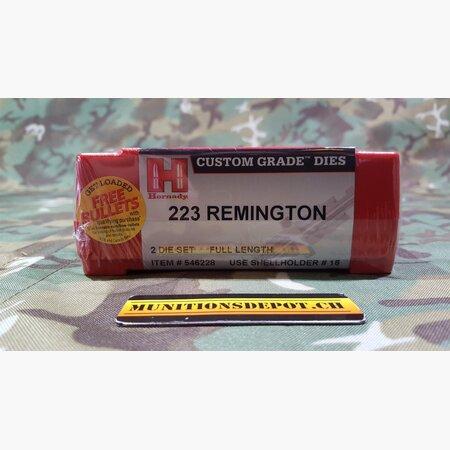 Matrizensatz Hornady 2-Die Set  223 REM ( 224)