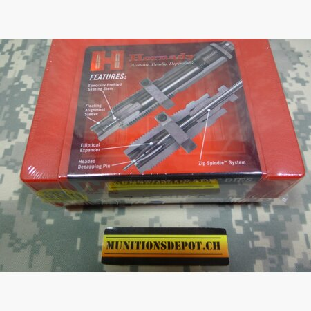 Matrizensatz Hornady 2-Die Set 7.5x55 (7.5 Swiss/GP11)