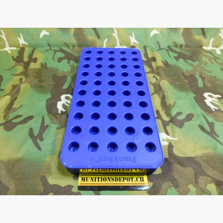 Frankford Arsenal Perfect Fit Reloading Tray #3 9mm...