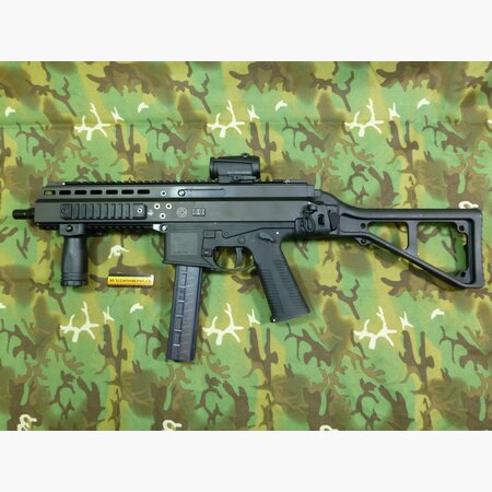 Halbautomat B&T APC9-P Carbine 9mm Para inkl. Aimpoint...