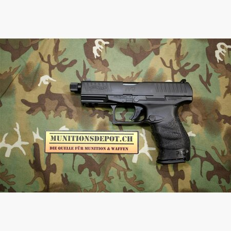 Pistole Walther PPQ M2B Navy lang 9mm Para