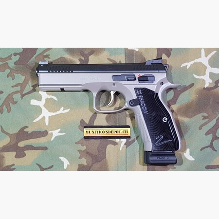 Pistole CZ Shadow 2 9mm Para Urban Grey